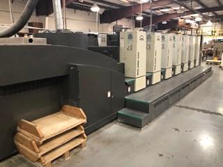 Manroland 506+L Machines offset à feuilles