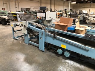 MBO B26 Folding machines