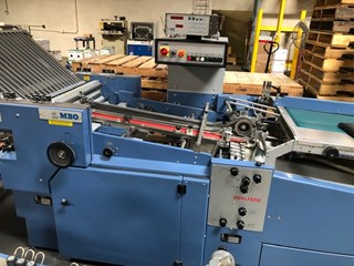 MBO B30 4/4/4 Folding machines