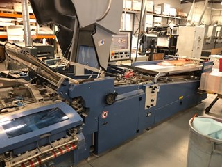 MBO K 800/4 S-KTZ Perfection Falzmaschinen