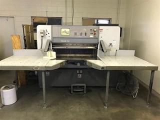 Polar 115 E  Guillotines/Cutters