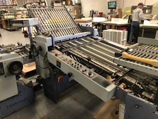 Stahl RF 78 4-4-1 Folding Machines