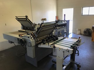 Stahl TF 66 Folding machines