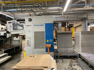 2001 AUTOPLATEN SPO 160 APR MATIC DYNALOAD DYNABREAK Corrugated Board Equipment