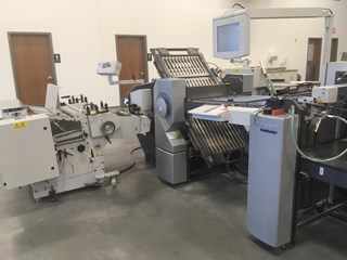 Stahl KH 66 4KPL Folding machines