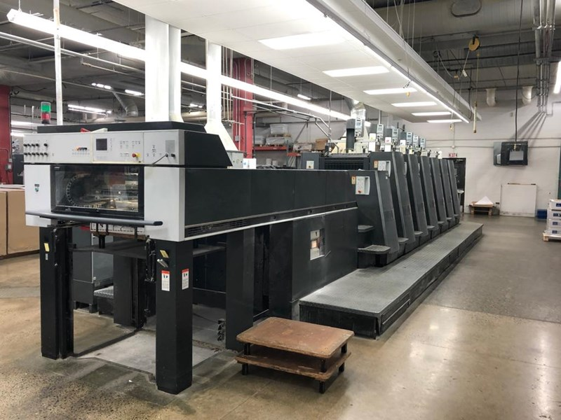 Show details for Heidelberg Speedmaster CD 74-6+L