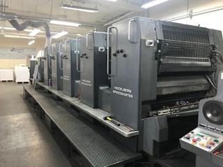 1992 Heidelberg SM 102 FP +L 单张纸胶印机