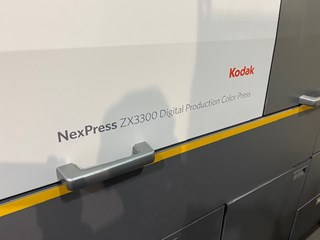 Kodak NEXPRESS ZX3300 Digital Printing
