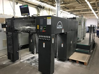 2003 Man Roland 702 3B Sheet Fed