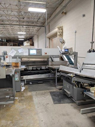 Polar 137 AT-XT Guillotines/Cutters