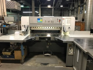 Polar 137 ED Guillotines/Cutters