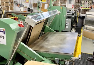 Thomson National 11-8-6 ACDM Die Cutting