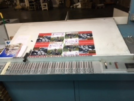 1986 Manroland Rekord RSK3B 6 Color 40 Inch Press