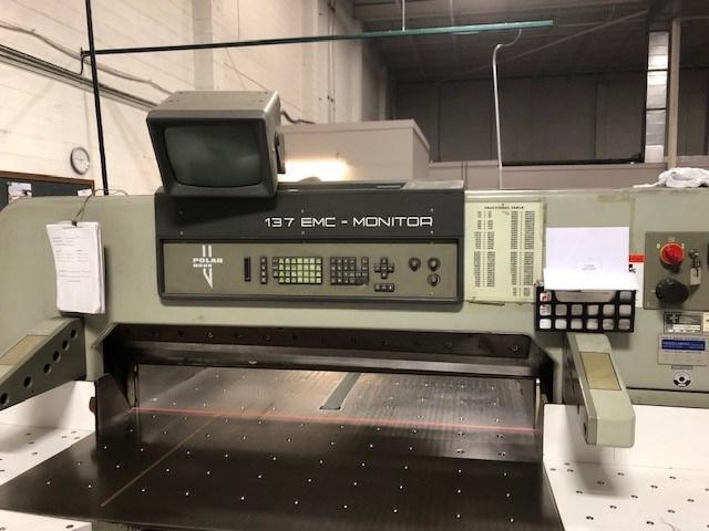 1992 Polar Model 137-EMC Mon