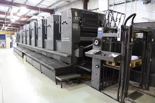 Heidelberg SM72SP+L Sheet Fed