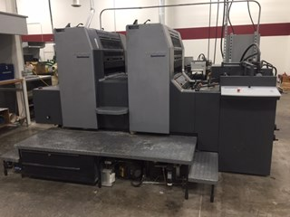 Heidelberg SM 74-2P Sheet Fed