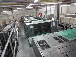 Heidelberg SM XL 105-6+L 单张纸胶印机