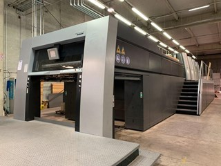 Heidelberg SM XL 162-4 Sheet Fed