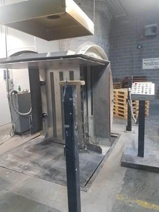 Automatän A73V Pile turner / elevator