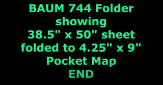 Baum 774 Folding Machines