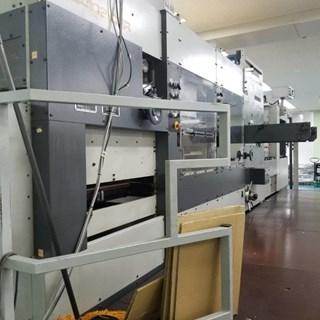 Bobst AUTOPLATINE 102 CER Machines offset à feuilles