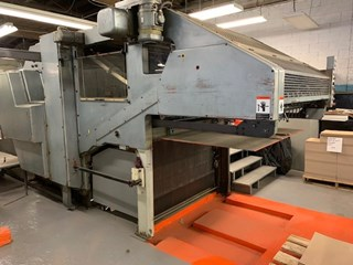 Bobst SP 1420-E Die Cutting