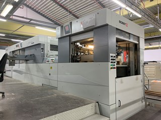 Bobst Sprintera 106 PER Sheet Fed