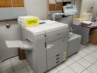 Cannon Image Press C700 Máquinas para impresión digital