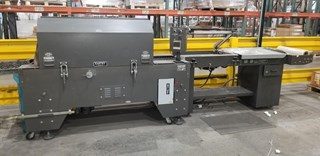 Easty Shrink Wrap Model ETT1612 Packing machines