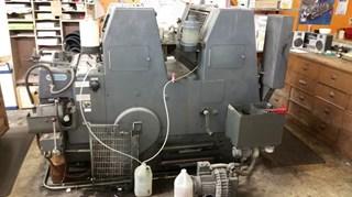 Heidelberg GTO52-2 Gebrauchte Bogenoffsetmaschinen