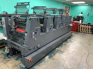 Heidelberg GTOFP-52 Sheet Fed