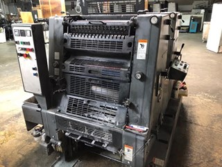 Heidelberg GTO52-2 Sheet Fed