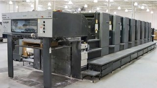 Heidelberg SM1028P Sheet Fed