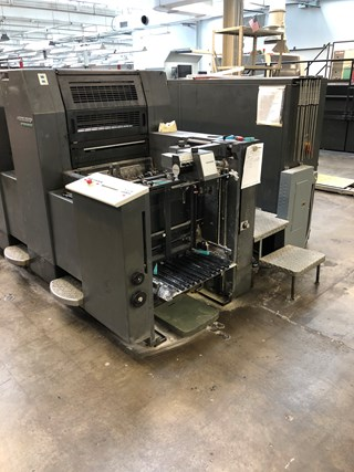 Heidelberg SM52-4P Sheet Fed