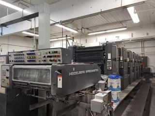 Heidelberg SM 72 (Straight Machine) Sheet Fed