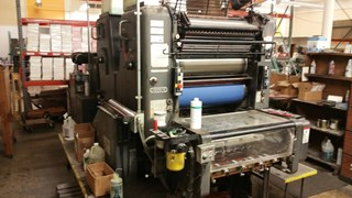 Heidelberg SORM/Z Gebrauchte Bogenoffsetmaschinen
