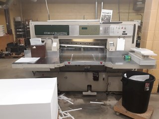 Itoh SD100 Guillotines/Cutters