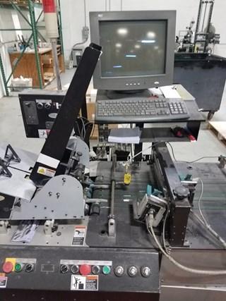 Kirk Rudy inkjet addressing system Mail room equipment