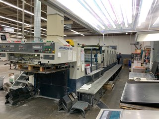 Komori L640 Sheet Fed