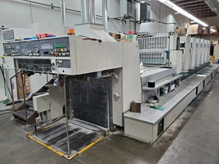 Komori L640+LX Sheet Fed
