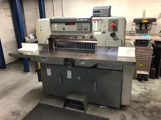 Polar 76 SD-P Guillotines/Cutters
