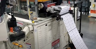 Preco Servo Press Flat Bed Die Cutter Autres machines