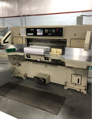 Saber S115 Guillotines/Cutters