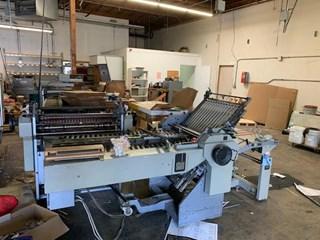 Stahl TF66 Folding Machines