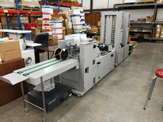 Standard Horizon Booklet Maker Autres machines