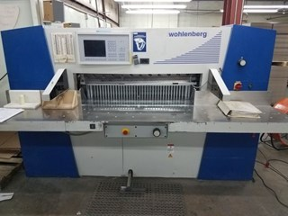 Wohlenberg Guillotines/Cutters