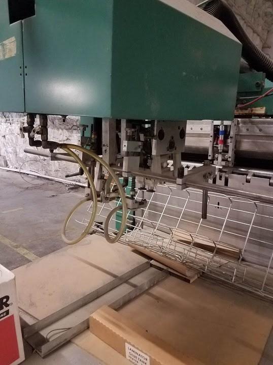 Crathern FB-3A Flat board spotter laminator