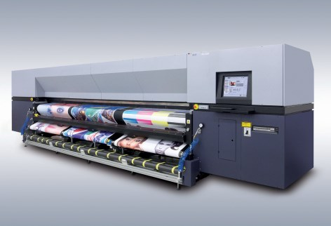 Show details for Durst RHO 500R Superwide 5m UV roll-to-roll printer