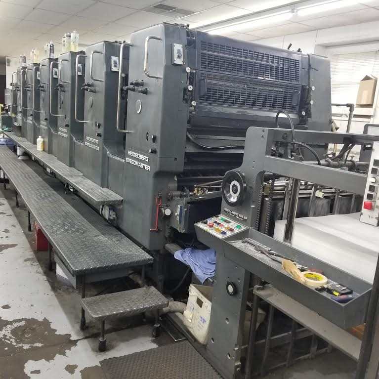 Show details for Heidelberg SM102SP