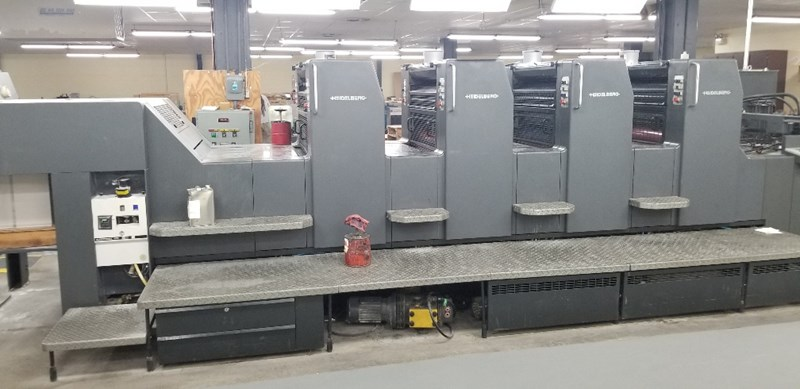 Show details for Heidelberg SM74-4PH